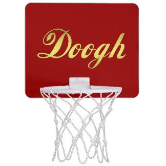 Doogh National drink of Iran Mini Basketball Hoop