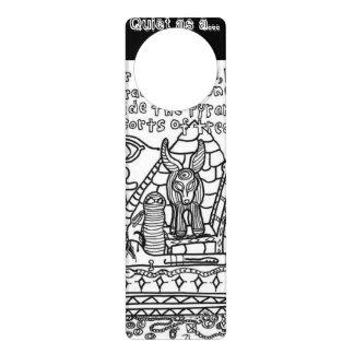 Door Hanger/Sign Door Hanger