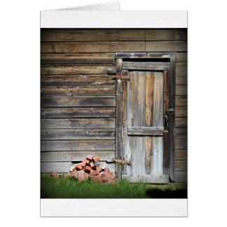 Door of Opportunity Card