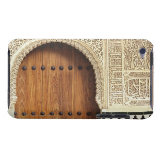 Doorway at the Alhambra palace in Granada, Spain 2 Barely There iPod Cases