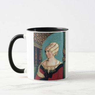 Dorothea Kannengiesser, 1516 (tempera on limewood) Mug