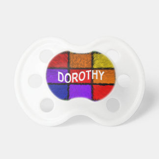 DOROTHY DUMMY