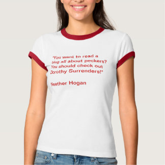 Dorothy surrenders T-Shirt
