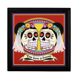Dos Novias (2 Brides) Jewelry Box