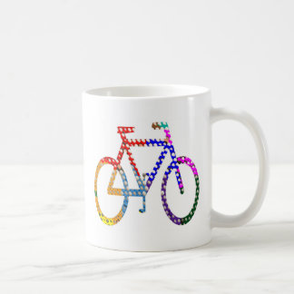 Dot Painted Cycle : Your Group Identity Mug