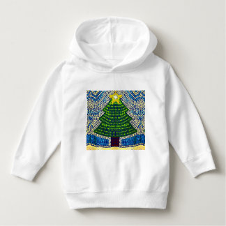 dot SmArt by Gina - Holiday Tree Collection 2017 Hoodie