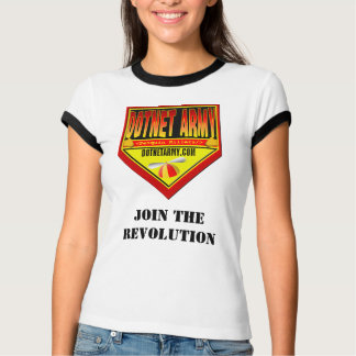 DotNetArmy - Woman's Ringer T-Shirt