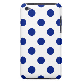 DOTS - DEEP BLUE ~ iPod TOUCH COVERS