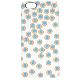 Dots Uncommon iPhone 6 Clear iPhone 6 Plus Case
