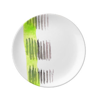 "DottiDot 8.5"" Decorative Porcelain Plate"