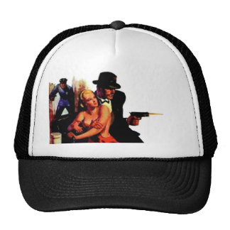 Double Action Gang Cap