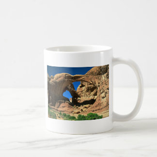 Double Arch, Arches National Park, Utah Coffee Mug