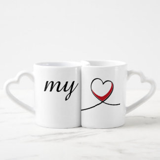 Double Coffee Mug