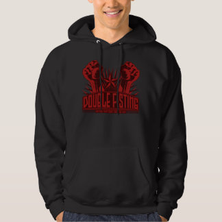 Double Fisting Hooded Pullover