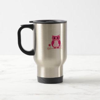 Double Owl Mug