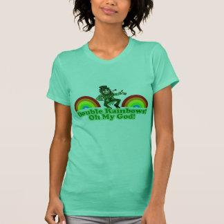 Double Rainbows OMG! T-Shirt