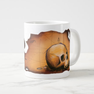 Doubloons: the Hunt for the Bean Giant Coffee Mug