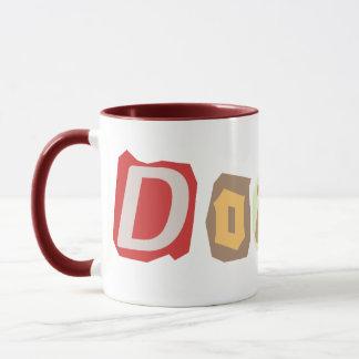 Doubt Mug