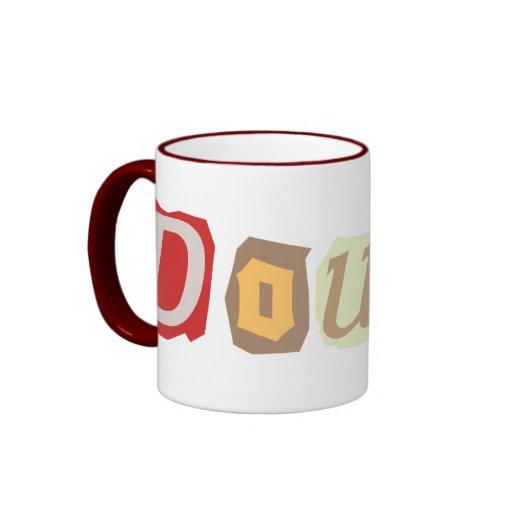 Doubt Coffee Mugs