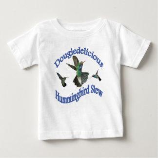 Dougiedelicious Hummingbird Stew Baby T-Shirt