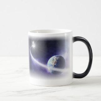Dove Art Heat Activated Coffee Mug