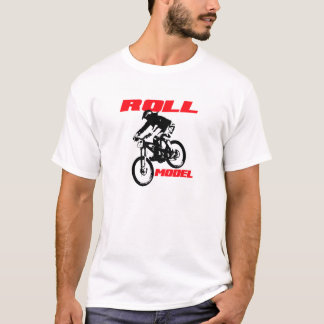 Down hill mountain biker T-Shirt
