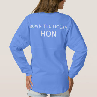 Down the Ocean, Hon! Spirit Jersey