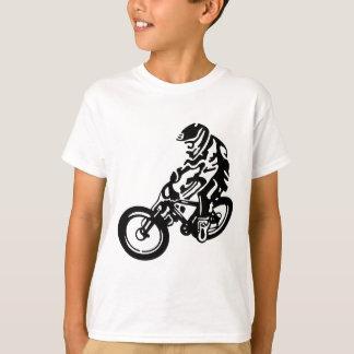 Downhill mountain bike rider T-Shirt