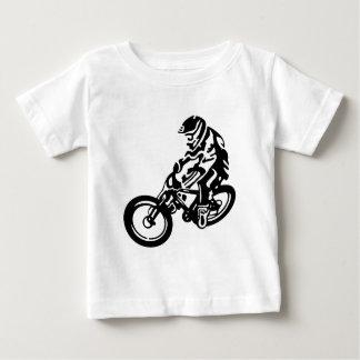 Downhill mountain bike rider t-shirts