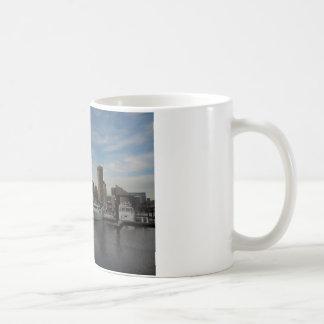 Downtown Baltimore at Sunset Coffee Mug