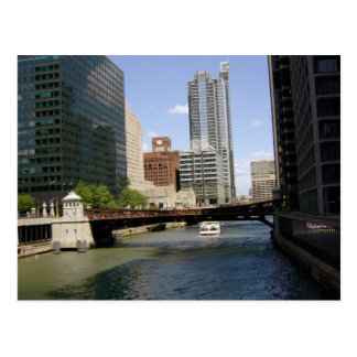 Downtown Chicago by the River Cards