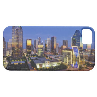downtown dallas skyline iPhone 5 cases