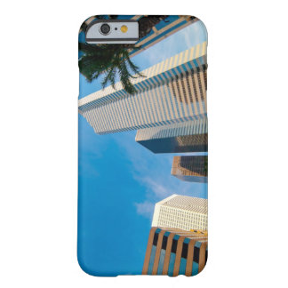 downtown high rise buildings in Houston, Texas, Barely There iPhone 6 Case