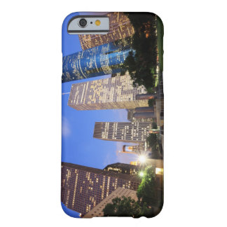 Downtown Houston, Texas Barely There iPhone 6 Case