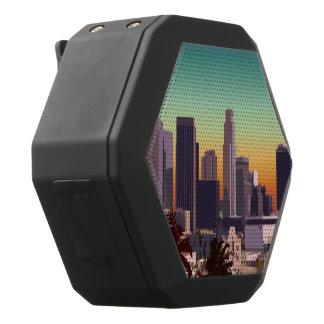 Downtown L.A. Black Bluetooth Speaker