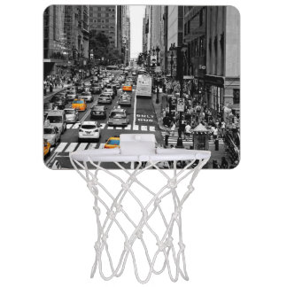Downtown New York City Mini Basketball Goal! Mini Basketball Hoop