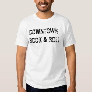 Downtown Rock N Roll Tees