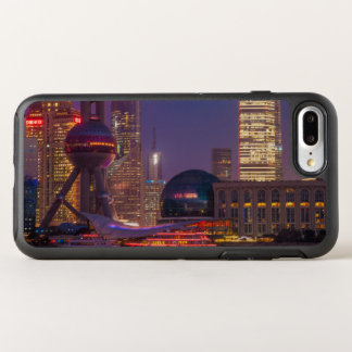 Downtown waterfront shanghai, China OtterBox Symmetry iPhone 8 Plus/7 Plus Case
