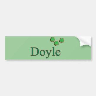 Doyle Family Bumper Sticker