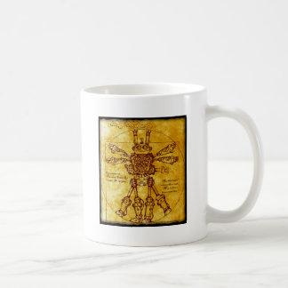 Dr. Grymm Laboratories Merchandise Classic White Coffee Mug
