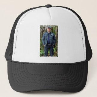 Dr Karl Shuker on Cannock Chase - ShukerNature Trucker Hat