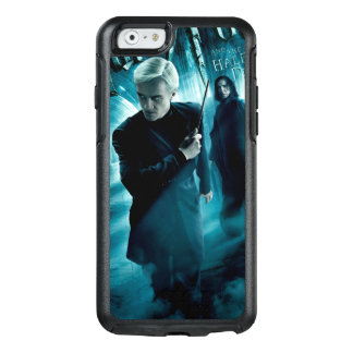 Draco Malfoy and Snape 1 OtterBox iPhone 6/6s Case