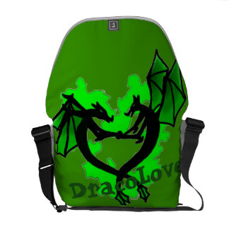 Dracolove side bag courier bags