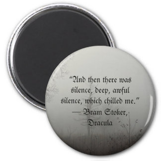 Dracula Quote Magnet