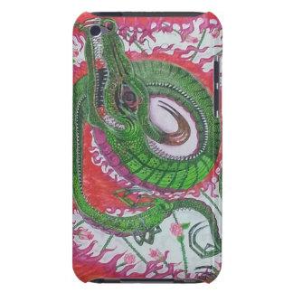 Dragon art Case-Mate iPod touch case