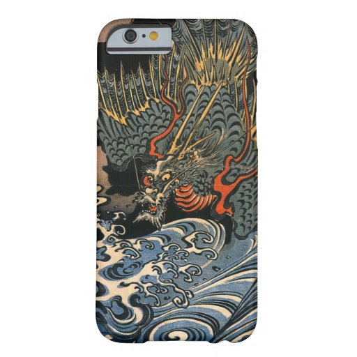 Dragon at Sea iPhone 6 Case