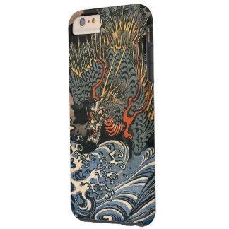 Dragon at Sea Tough iPhone 6 Plus Case