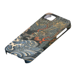 Dragon at Sea Case For The iPhone 5