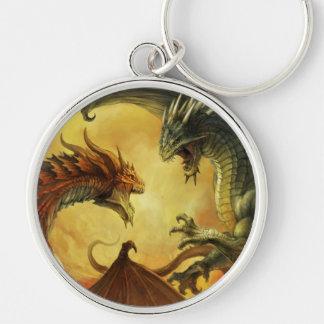 Dragon Battle Keychain