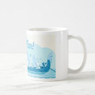 Dragon Boat - Water Dragon - Have Fun Basic White Mug